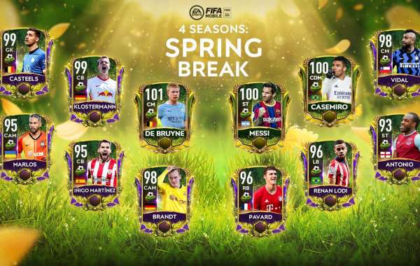 Mmoexp FIFA - If promo has arrived at FIFA 21 Ultimate Team