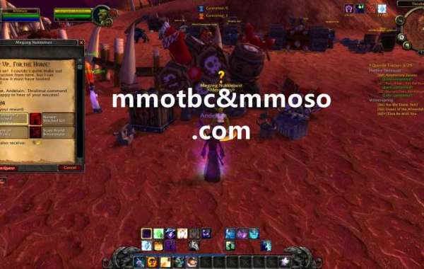 Get to 70 Fast In Burning Crusade Classic