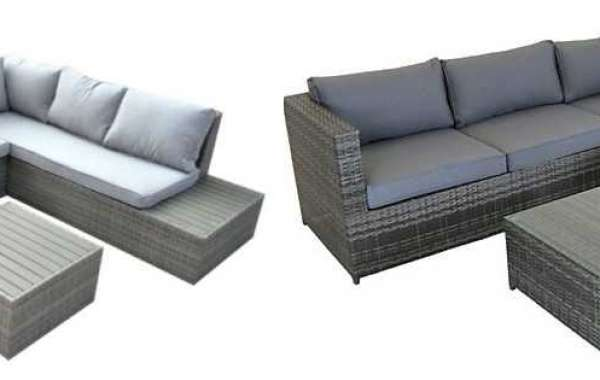 INSHAREFURNITURE Tips: How to Choose the Best Material for Outdoor Furniture